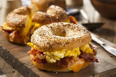 Bagel [Breakfast]