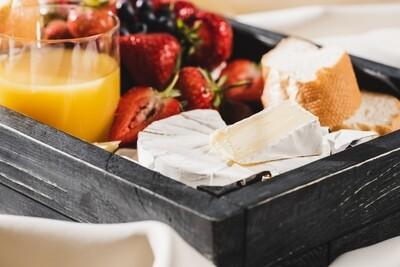 Frühstücksplatte