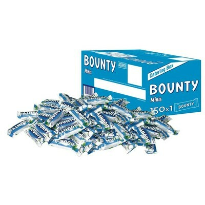 Bounty Einzelportionen 150 Stück