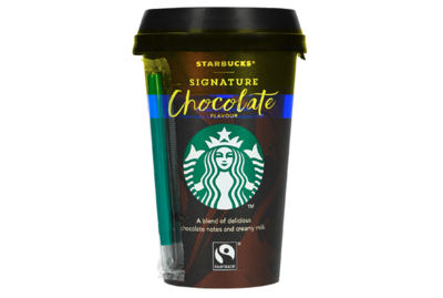 Starbucks Coffee Discoveries Chocolate - 0,229 l Becher