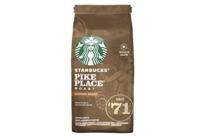 Starbucks Bohnenkaffee Pike Place - 200 g Beutel