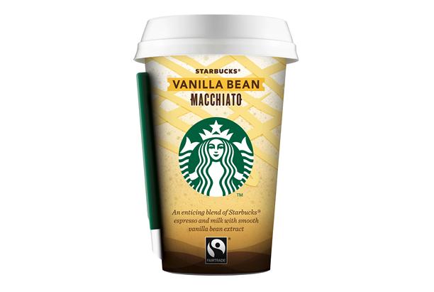 Starbucks Coffee Discoveries Vanille Bean - 0,229 l Becher