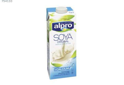 Alpro Sojadrink Original + Calcium 1,8 % Fett 1 l Packung
