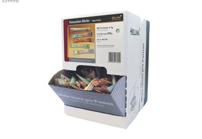 Zuckersticks neutral 500 Stück à 4 g 500 Stück Karton
