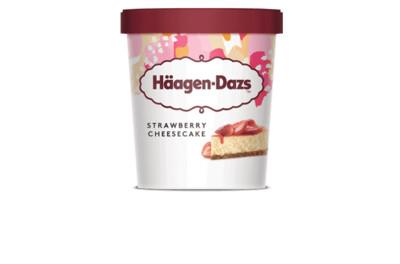 Strawberry Cheesecake Pint - 500ml