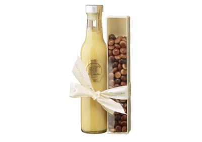 Blunck Eierlikör Geschenkpackung 200 ml - 150 g Flasche