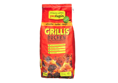 Pro Fagus Grillis Briketts 10 kg