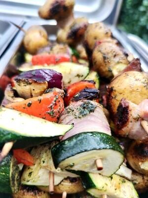 Gemüsespieß