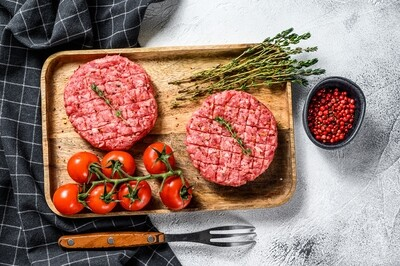 American Big Beef Burger