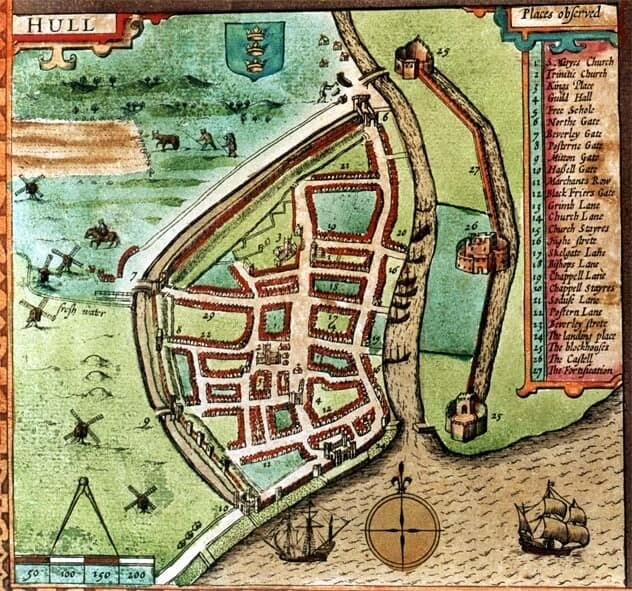 History at The Clarry; History talk & 2-course meal.  Sunday 26/10/2020 @ 7pm (talk @ 8pm)
