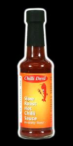 Slow Roast Hot Chilli Sauce
