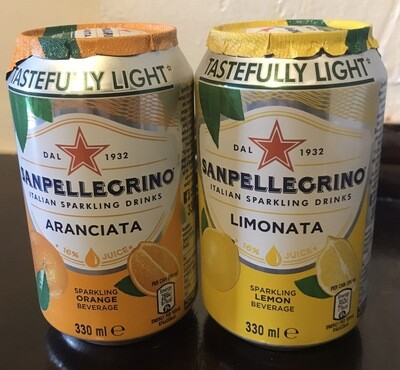 San Pellegrino 330ml Can