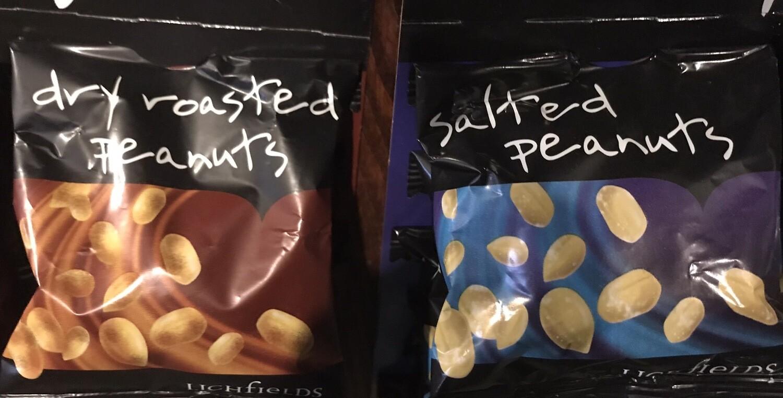 50g Bag Of Peanuts