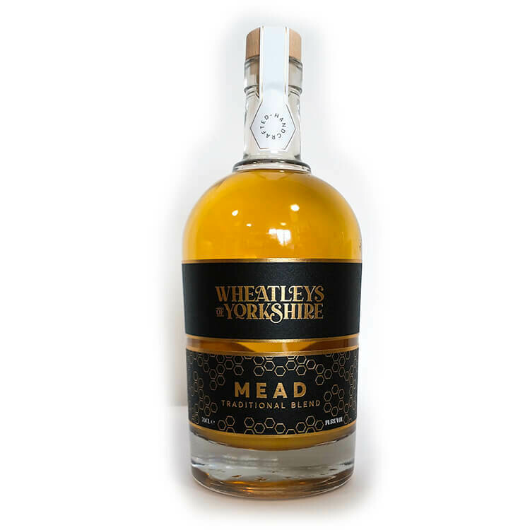 Wheatleys of Yorkshire Traditional Mead -Made in Hull!