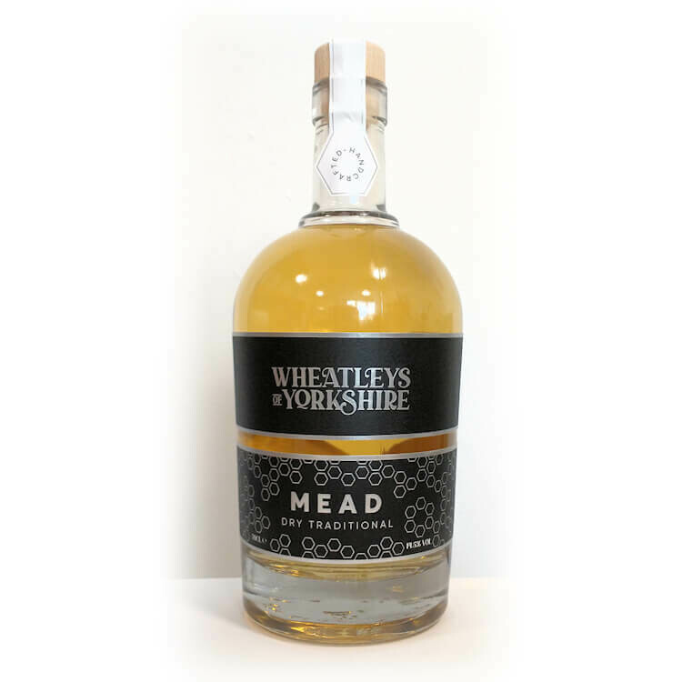 Wheatleys of Yorkshire Dry Traditional Mead -Made in Hull!