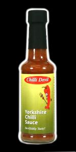 Yorkshire Chilli Sauce
