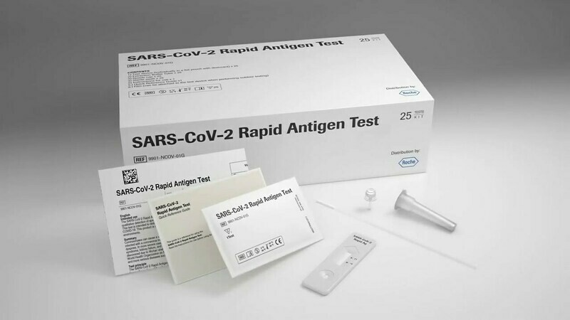 Roche COVID-19 Rapid Antigen Test