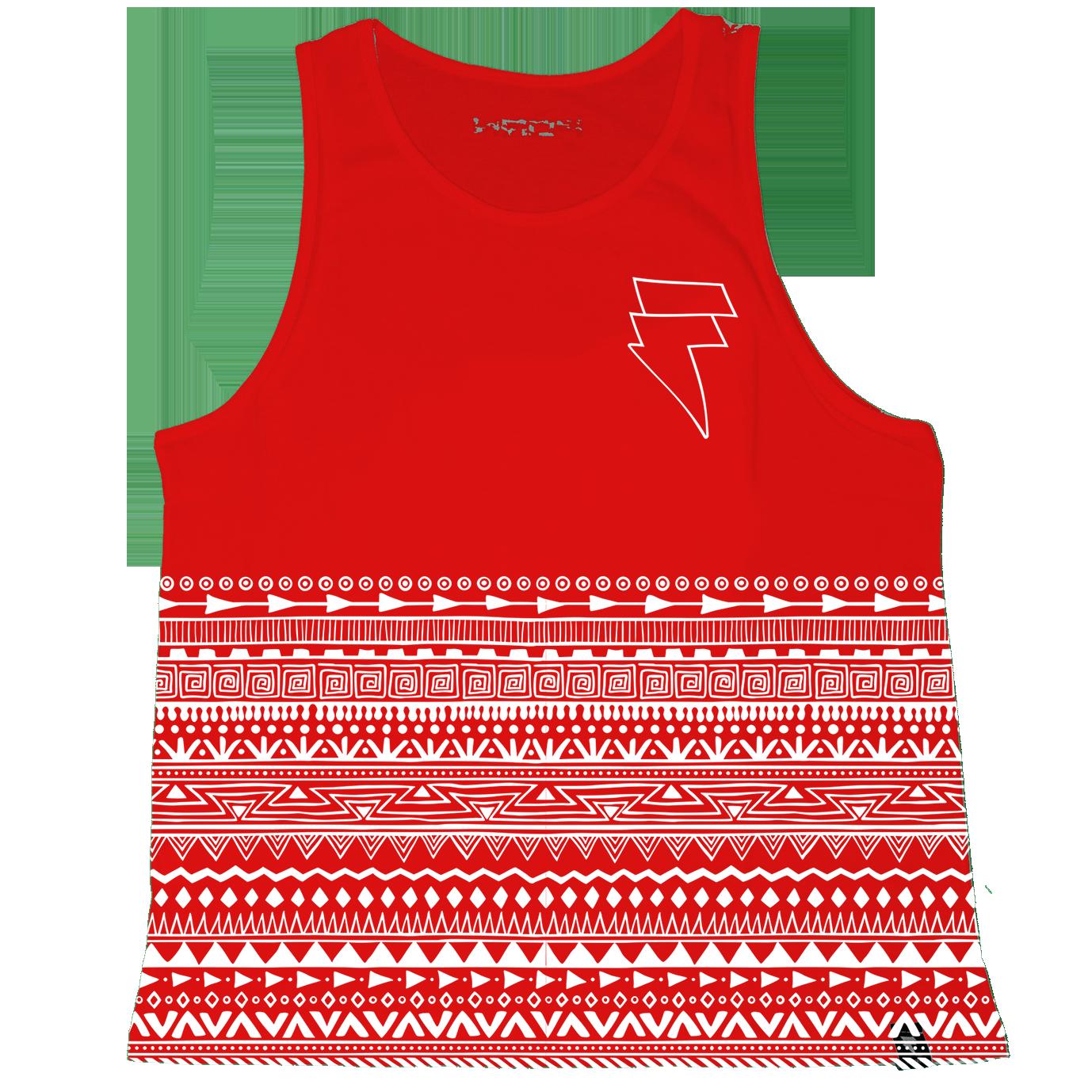 Red Aztec