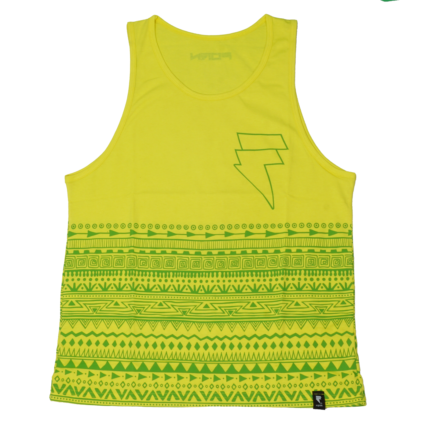 Yellow Aztec