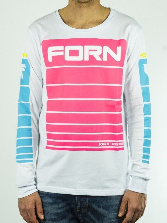 Long Sleeves Icon White