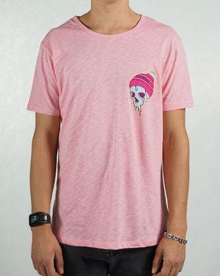 Melted Skull Pink