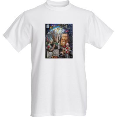 Williamsburg Art Community T-shirt