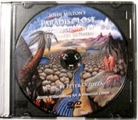 Paradise Lost recited by Terrance Lindall art DVD
