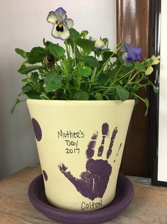 Kids Flower Pot