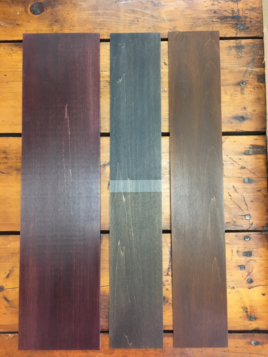 Staining with Chalk Paint®