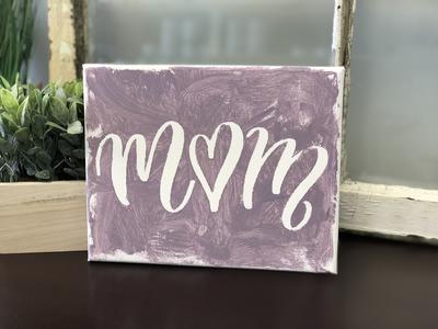 Mom Canvas