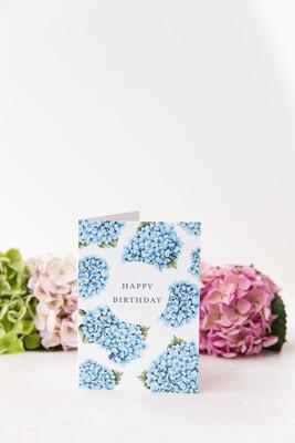 HAPPY BIRTHDAY - A5 Greeting Card