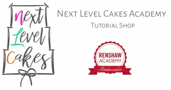 Next Level Cakes tutorial shop