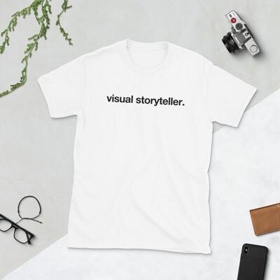 Visual Storyteller Tee | Light