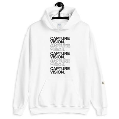 Capture Vision (Hab. 2:3)  - Unisex Hoodie