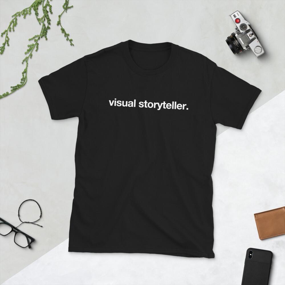 Visual Storyteller Tee | Black