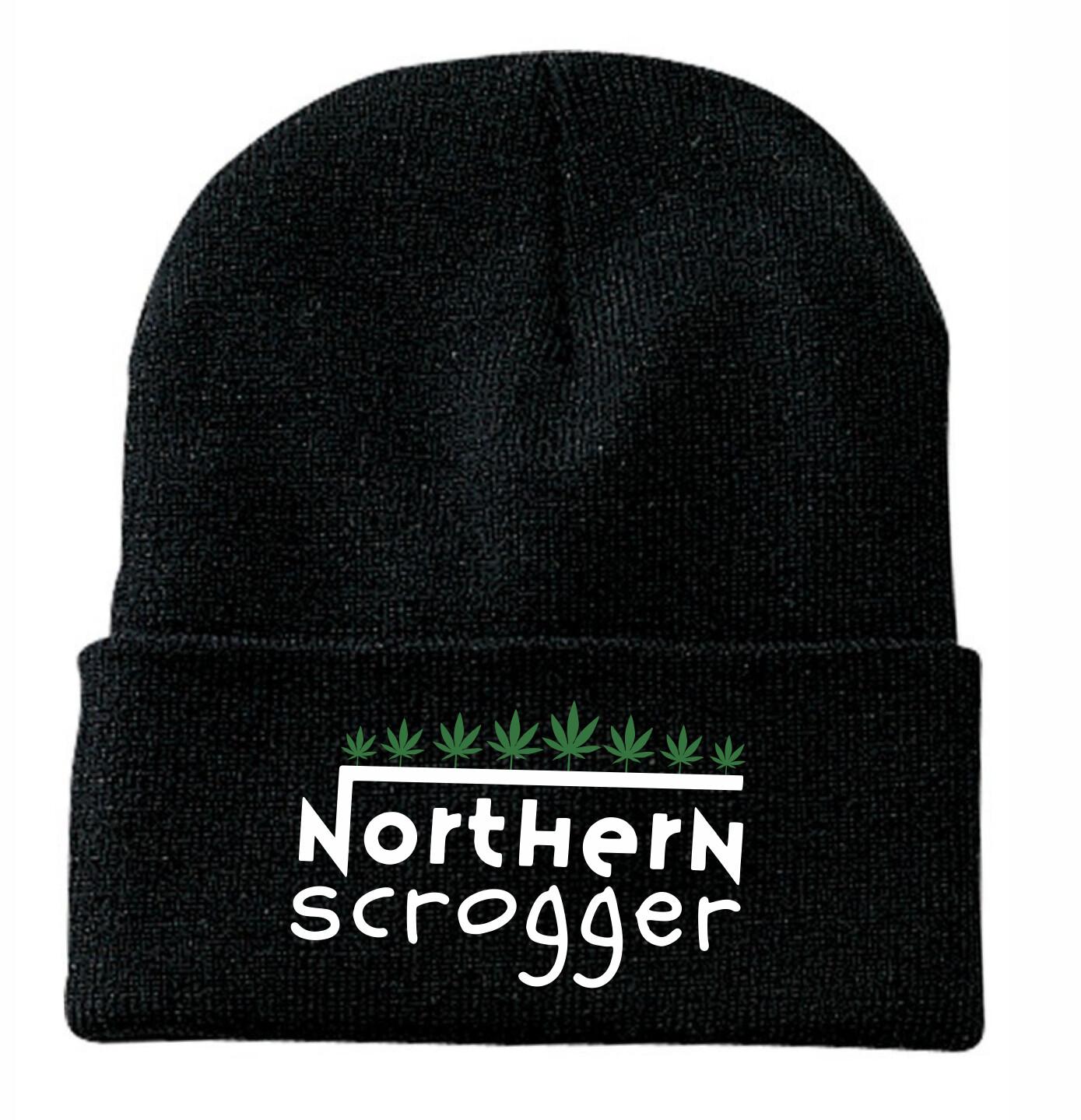 Flip Up Winter Hat - Non-Discreet