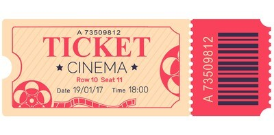 Classic Tickets - Sand-Red