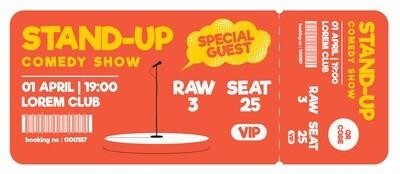 Premium Tickets - Red Stage