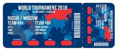 Premium Tickets - Globe