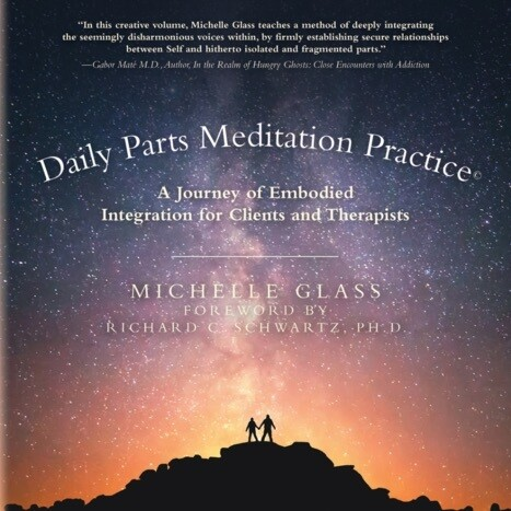 Daily Parts Meditation Practice Book