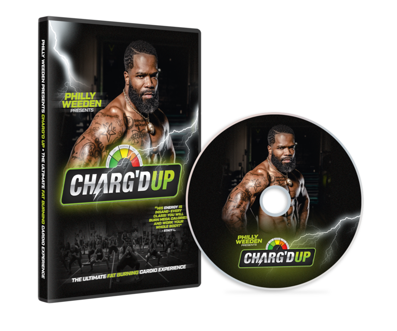 Charg'd Up - The Ultimate Fat Burning Cardio Experience