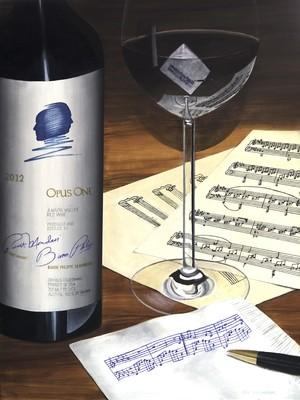 Music Wine - Print
