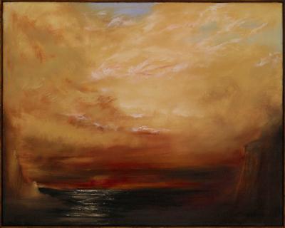 Water Sunset - Print