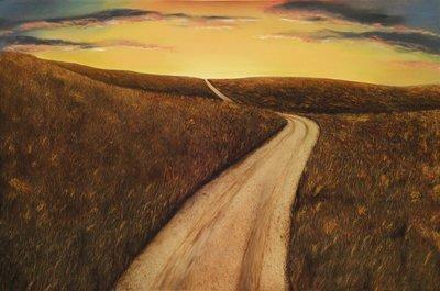 Sunset Road - Print