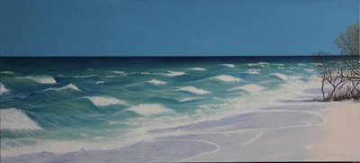 Honeymoon Island - Print