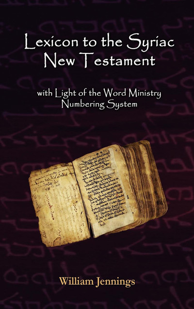 Jenning's Lexicon to the Syriac New Testament