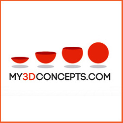 My 3D Concepts Store