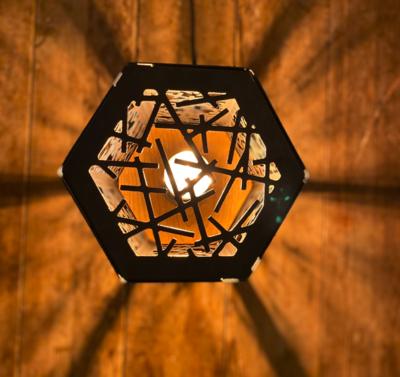 Desk Top Lamps | Custom Pattern