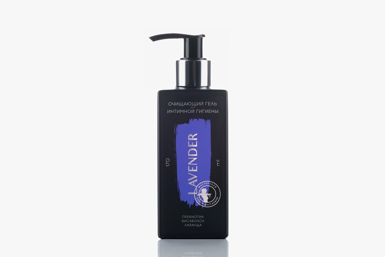 Lavender гель для интимной гигиены, 170 мл