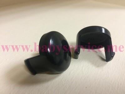 Кнопка ручки Peg-Perego Gt3 черная